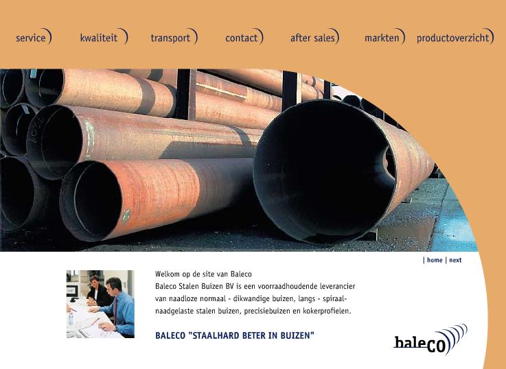 2005 - Baleco