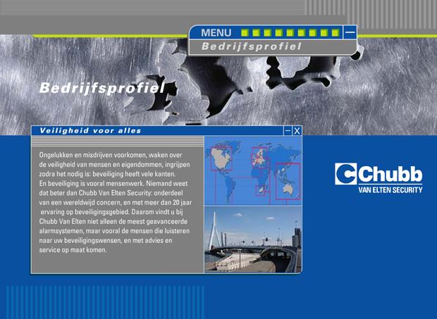 2005 - Chubb van Elten Beveiliging