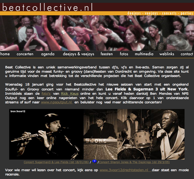 2008 - Beatcollective