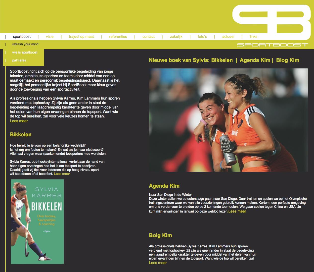 Sportboost – 2009