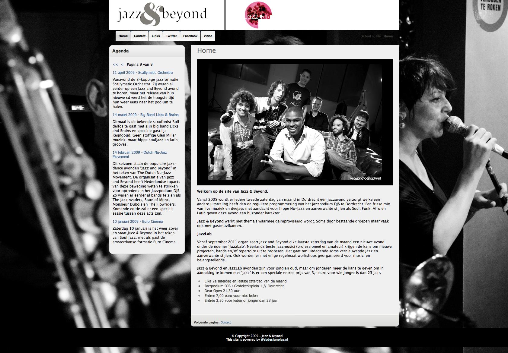 2009 - Jazz & Beyond