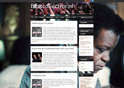 Beatcollective - 2012