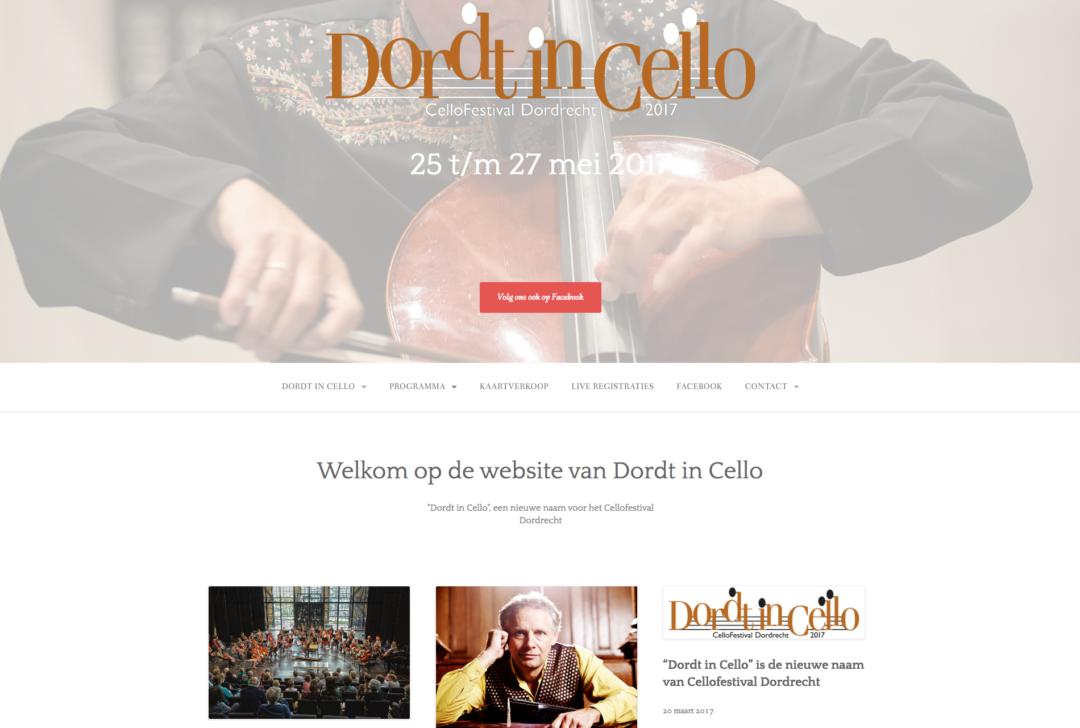 Dordt in Cello – 2017