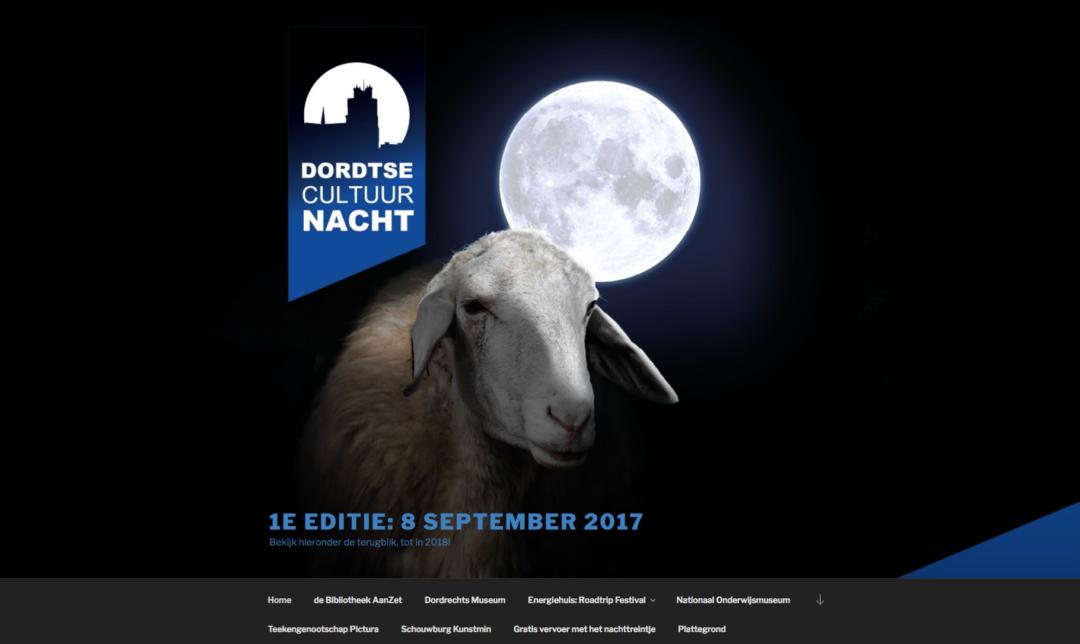 Dordtse Cultuurnacht – 2017