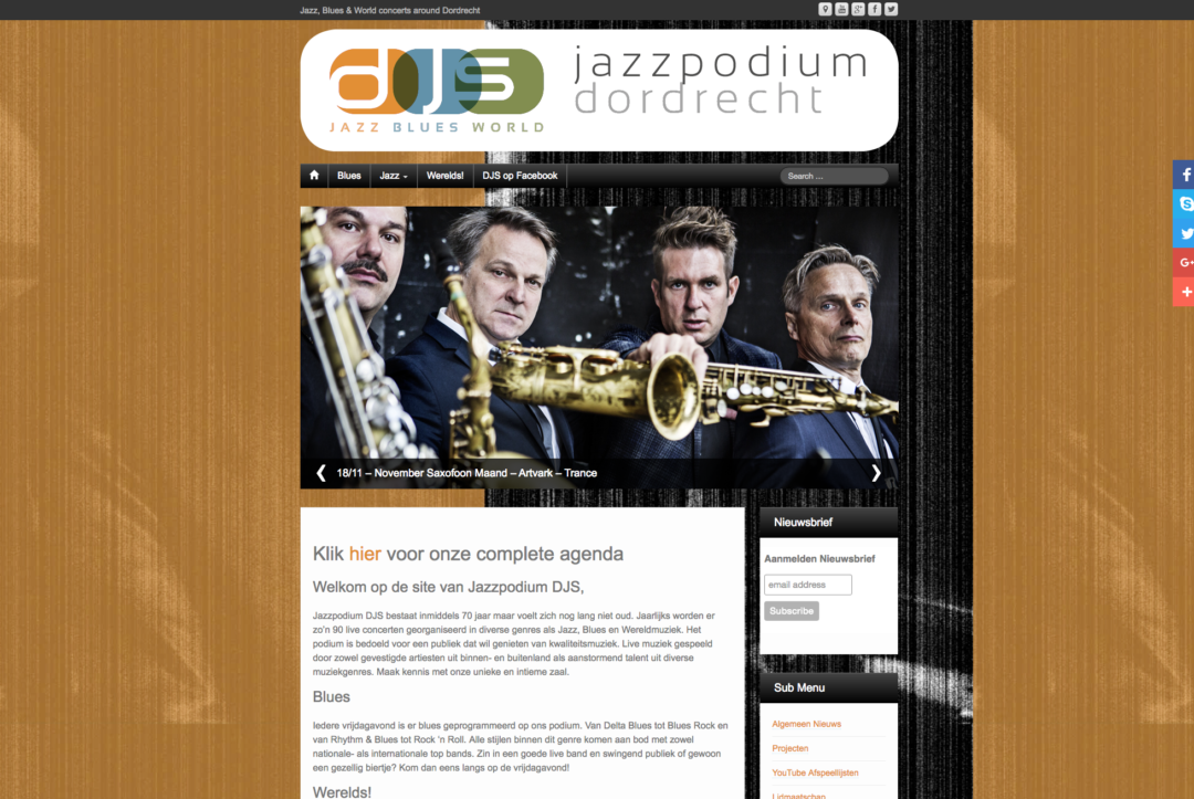 Jazzpodium DJS – 2015