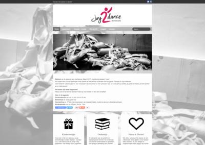 Joy 2 Dance - 2016 - WebdesignPlus