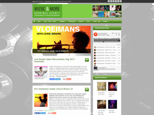 Music & More – 2014