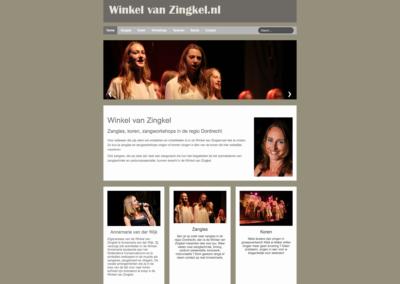 2016 - Winkel Van Zingkel
