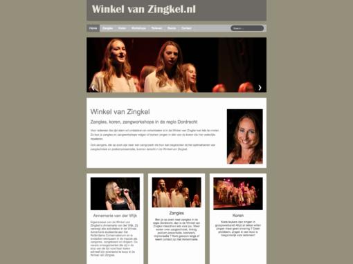 Winkel van Zingkel – 2016