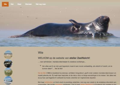 Zeeinzicht - 2008 - WebdesignPlus